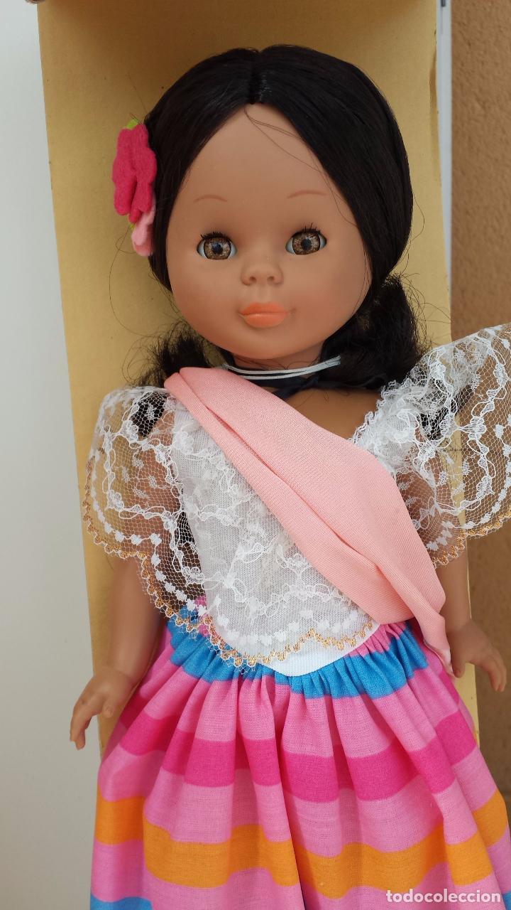 Muñecas Nancy y Lucas: NANCY MULATA MEJICANA NUEVA EN CAJA - Foto 4 - 64489531