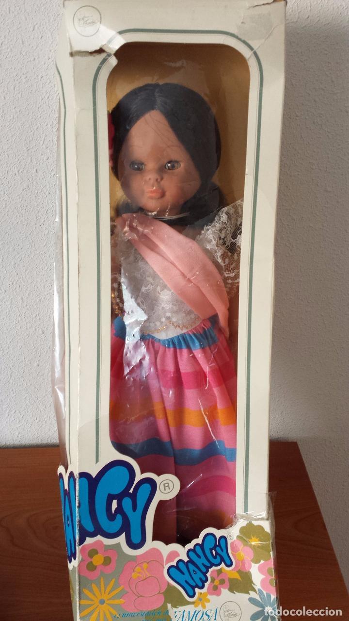 Muñecas Nancy y Lucas: NANCY MULATA MEJICANA NUEVA EN CAJA - Foto 8 - 64489531