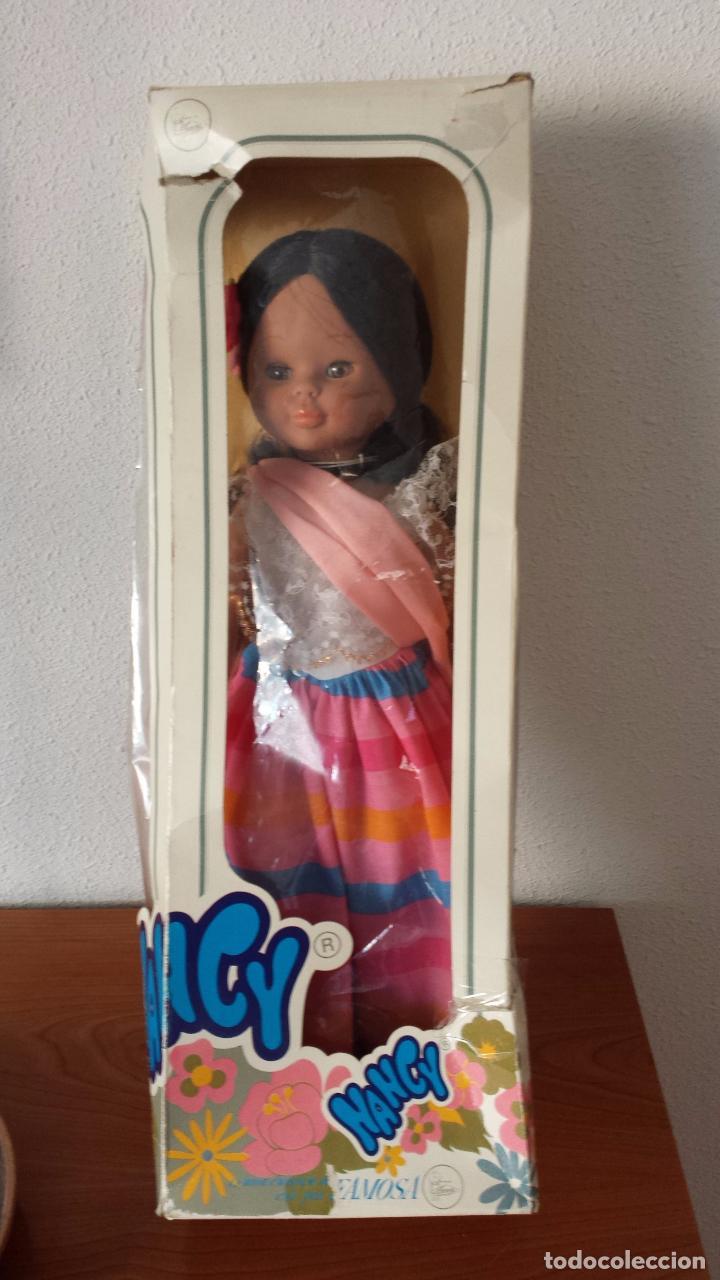 Muñecas Nancy y Lucas: NANCY MULATA MEJICANA NUEVA EN CAJA - Foto 10 - 64489531