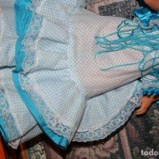 Muñecas Nancy y Lucas: VESTIDO ORIGINAL MUÑECA NANCY SEVILLANA FARALAES GITANA . Lote 122852126