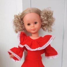Muñecas Nancy y Lucas: NANCY ANTIGUO VESTIDO MUY BUEN ESTADO. Lote 68161833
