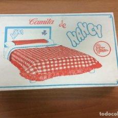 Muñecas Nancy y Lucas: ANTIGUA CAMA O CAMITA DE NANCY FAMOSA NUEVA. Lote 68530729