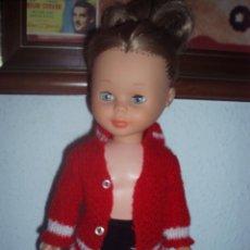 Muñecas Nancy y Lucas: TRAJE ESQUIADORA NANCY ORIGINAL CON ETIQUETA FAMOSA . Lote 72746315