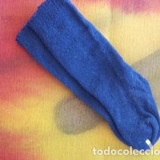 Muñecas Nancy y Lucas: NANCY. CALCETINES AZULES ORIGINAL AÑOS 70. Lote 73677983