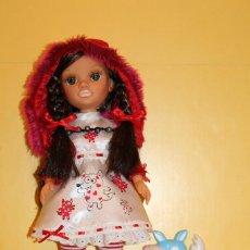 Muñecas Nancy y Lucas: NANCY NEW CAPERUCITA DE FAMOSA - S 2454-06. Lote 74348639