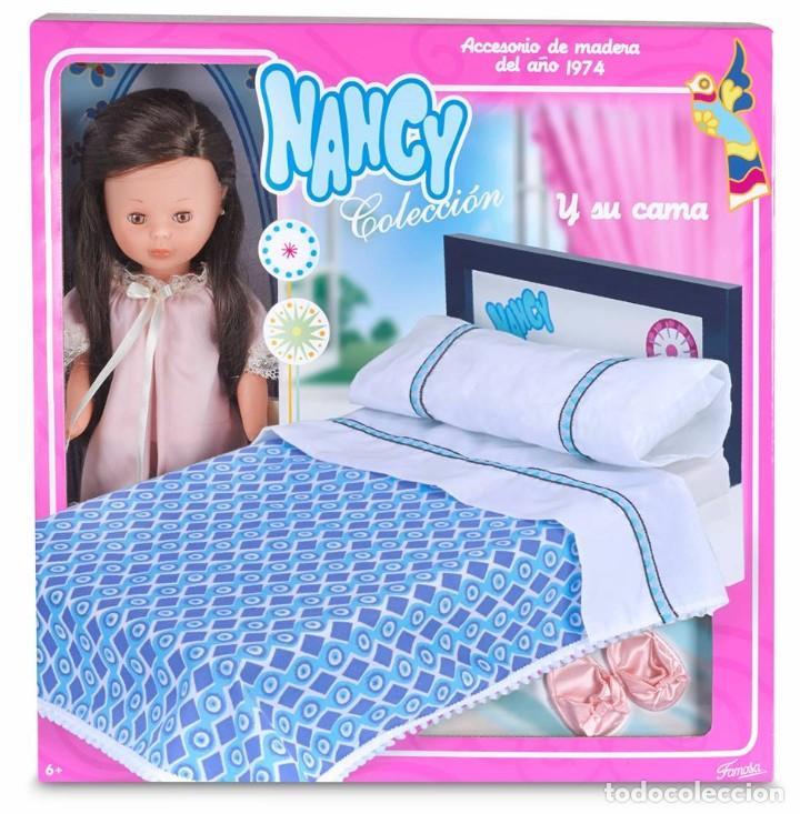 Famosa Nancy Cama Reedicion Nueva Nancy Bed Doll Nancy
