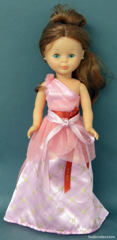 nancy famosa colección vestido rosa fiesta made - Comprar Muñecas ...