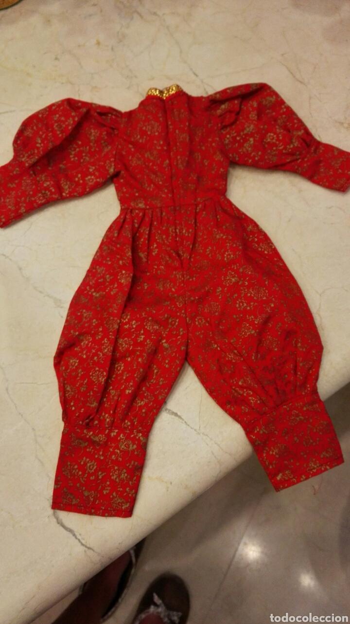 Muñecas Nancy y Lucas: Vestido Nancy - Foto 2 - 76002182