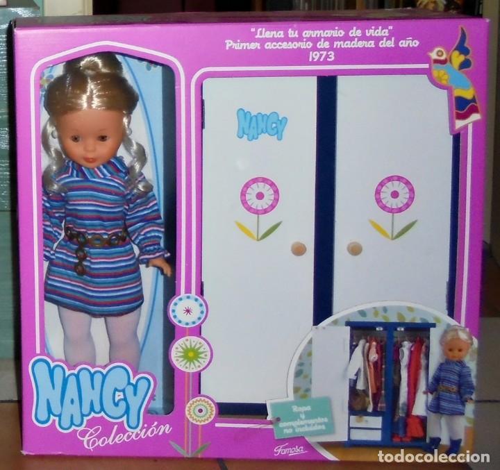 Artesanato Da Tribo Xavantes ~ muñeca nancy de famosa otoño armario reedició Comprar Muñecas Nancy y Lucas en todocoleccion