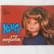 Muñecas Nancy y Lucas: NANCY CATALOGO ORIGINAL. Lote 95799272