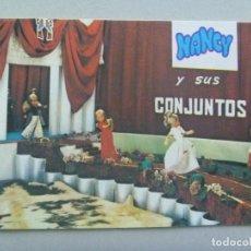 Muñecas Nancy y Lucas: PEQUEÑO CATÁLOGO DE MUÑECAS NANCY. Lote 195431751