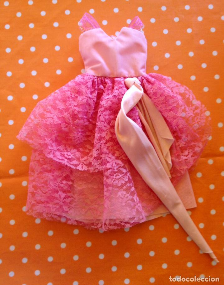 Vestido en rosa nancy feliz cumpleaños años 80 - Vendido en Venta ... 24e0e5a62903
