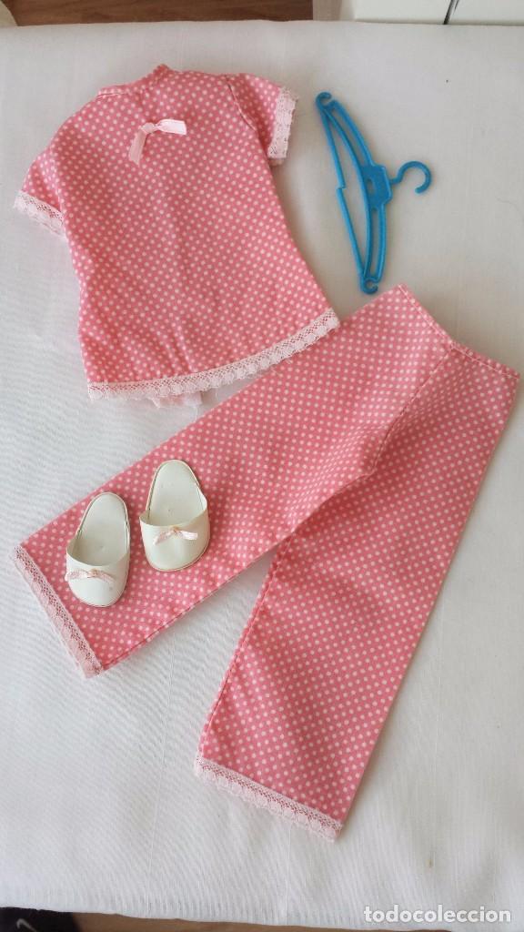 NANCY PIJAMA ORIGINAL COMPLETO (Juguetes - Muñeca española Moderna - Nancy y Lucas, vestidos y accesorios)