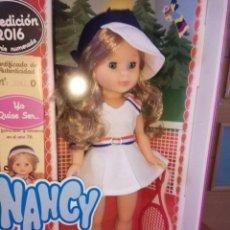 Muñecas Nancy y Lucas: NANCY TENISTA. Lote 80777514