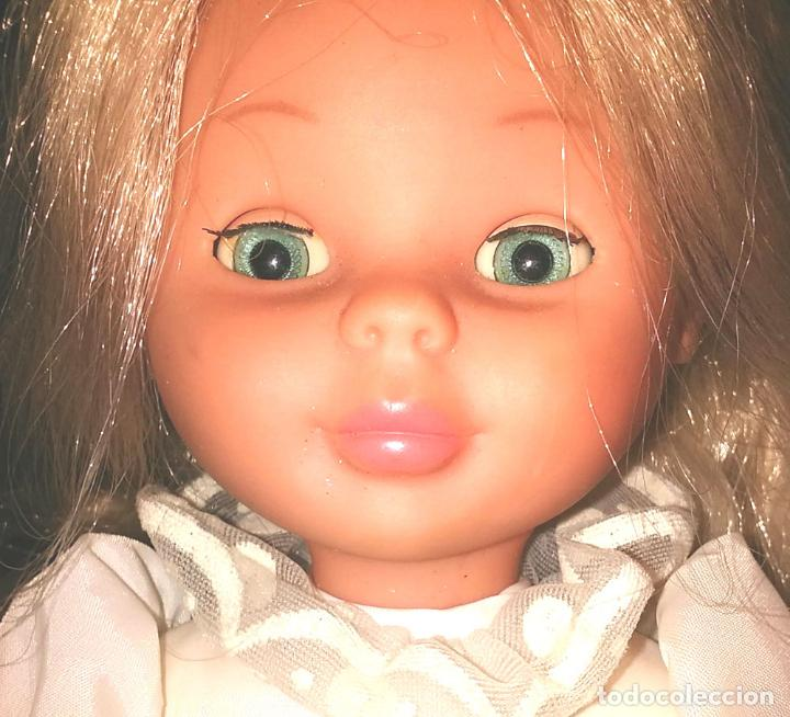 Muñecas Nancy y Lucas: Nancy de Famosa, vestido etiqueta nº 45, ojos azules - Foto 8 - 58422609