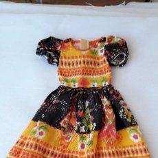 Muñecas Nancy y Lucas: NANCY VESTIDO DE LARGO ORIGINAL MUY NUEVO. Lote 84741304