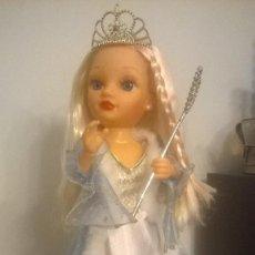 Muñecas Nancy y Lucas - Nancy new Princesa Brazos y manos articuladas - 84972072