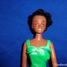 Muñecas Nancy y Lucas: FAMOSA - GRACIOSA MUÑECA YASMEEN NANCY MODEL NEGRITA U MULATA, VER FOTOS Y DESCRIPCION!!! SM. Lote 87232692