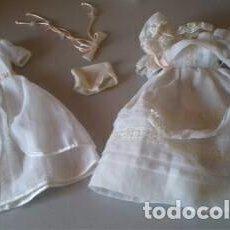 Muñecas Nancy y Lucas: DOS VESTIDOS DE COMUNION NANCY. Lote 87374844