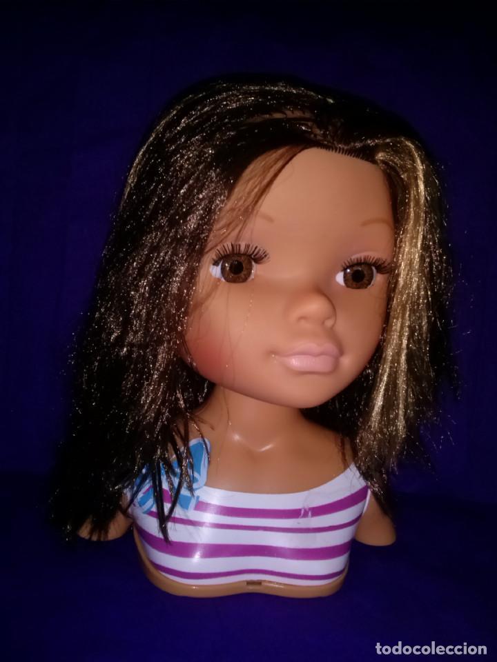 Bonito y cómodo nancy mil y un peinados Galería de tendencias de coloración del cabello - busto de muñeca nancy moderna para peinados y m - Comprar ...