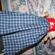 Muñecas Nancy y Lucas: VESTIDO ORIGINAL MUÑECA NANCY CREACIONES MARCO O MACLA. Lote 90361188