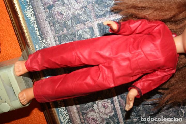 muñeca nancy mono peto esquiar o esquiadora, usado segunda mano
