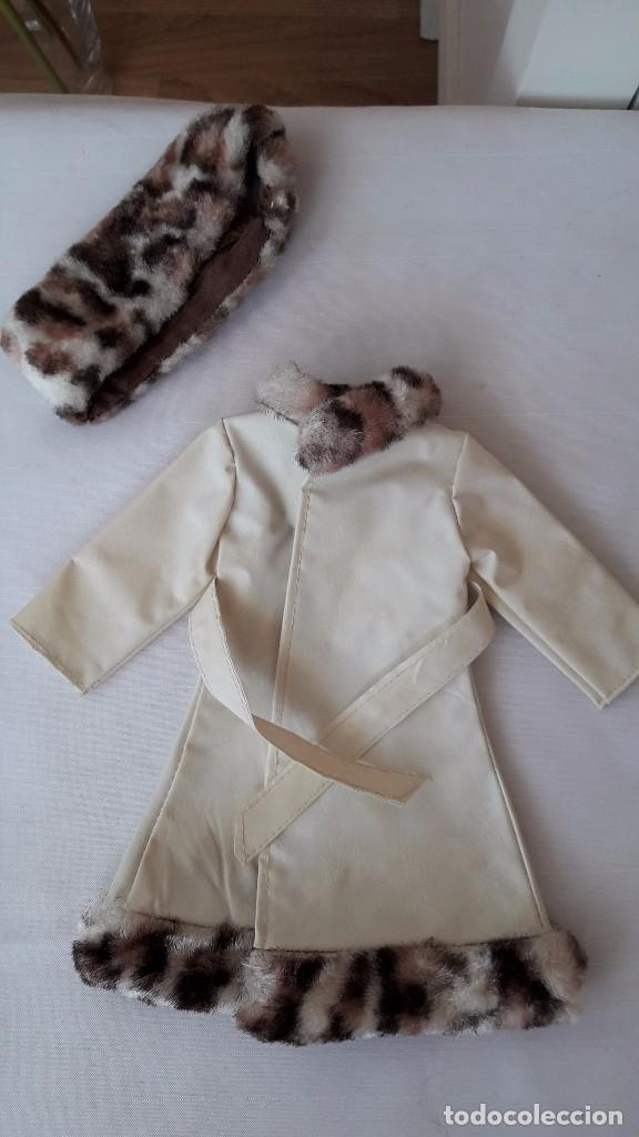NANCY CONJUNTO INVIERNO COMPLETO ORIGINAL (Juguetes - Muñeca española Moderna - Nancy y Lucas, vestidos y accesorios)