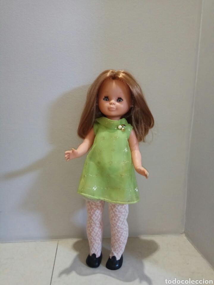 Muñecas Nancy y Lucas: Nancy prototipo. La primera, año 68. - Foto 4 - 91890223
