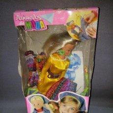 Muñecas Nancy y Lucas: NANCY ( PAÑUELOS DE MODA ) FAMOSA ( SPAIN) 2001 ( NUEVO VIEJO STOCK) . Lote 92051540