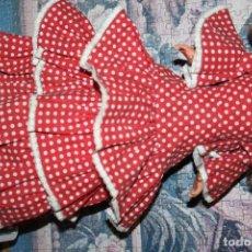 Muñecas Nancy y Lucas: VESTIDO SEVILLANA FARALAES MUÑECA NANCY CREACIONES MARCO PARA NANCY . Lote 93991010