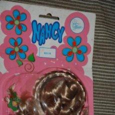 Muñecas Nancy y Lucas: NANCY BLISTER DE PELUCA RUBIA ORIGINAL. Lote 95184607