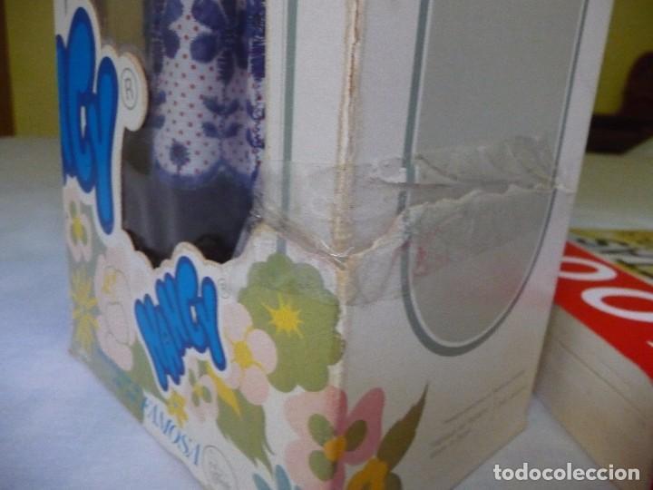 Muñecas Nancy y Lucas: Nancy de famosa rubia ojos marron margarita con dificil conjunto años 80 nueva en caja - Foto 10 - 95772583