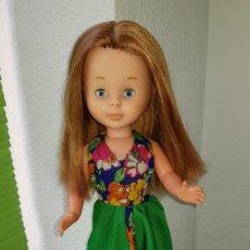 Muñecas Nancy y Lucas: NANCY PELIRROJA AÑOS 70'S. OJO LEER DESCRIPCIÓN!. Lote 97208662