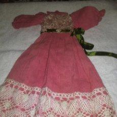 Muñecas Nancy y Lucas: NANCY VESTIDO IBISENCO. Lote 99247923