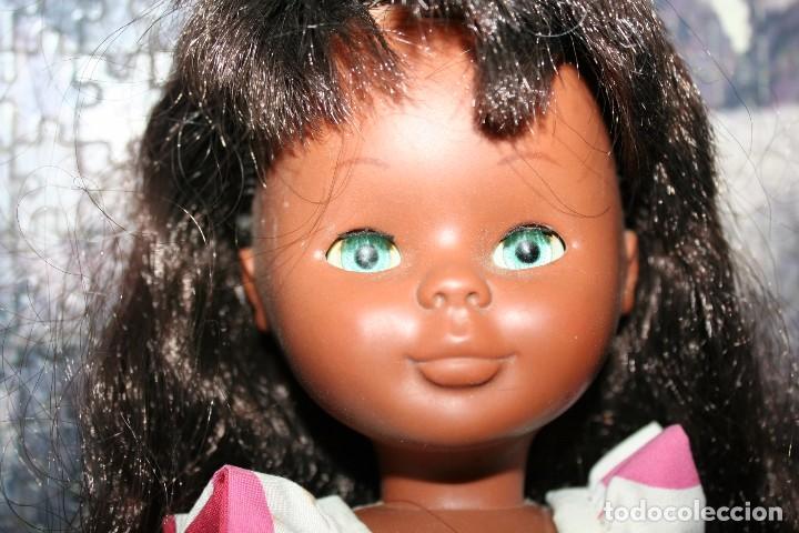 Muñecas Nancy y Lucas: muñeca nancy negrita o negra antigua solo famosa - Foto 3 - 101278803