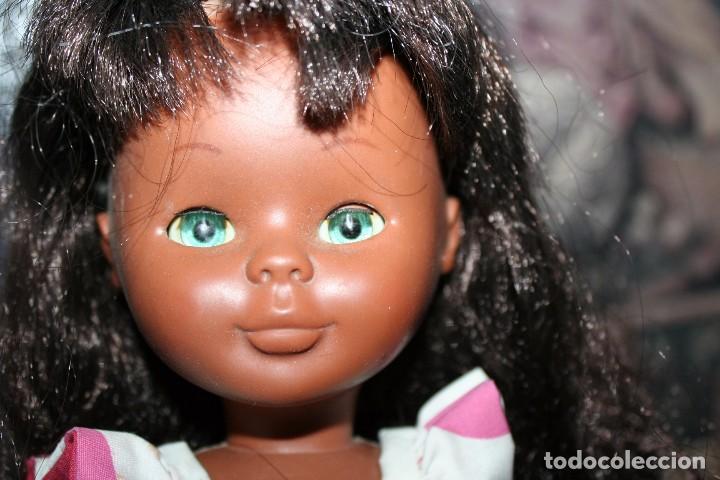 Muñecas Nancy y Lucas: muñeca nancy negrita o negra antigua solo famosa - Foto 4 - 101278803