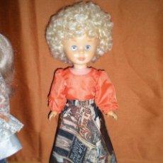 Muñecas Nancy y Lucas: NANCY TUSSET CARITA PORCELANA PATABOLLO BRAZOS GRANDES BLANDOS SOLO FAMOSA SE VENDE DESNUDA. Lote 101580683