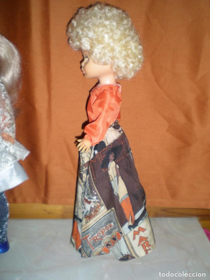 Muñecas Nancy y Lucas: nancy tusset carita porcelana patabollo brazos grandes blandos solo famosa SE VENDE DESNUDA - Foto 3 - 101580683