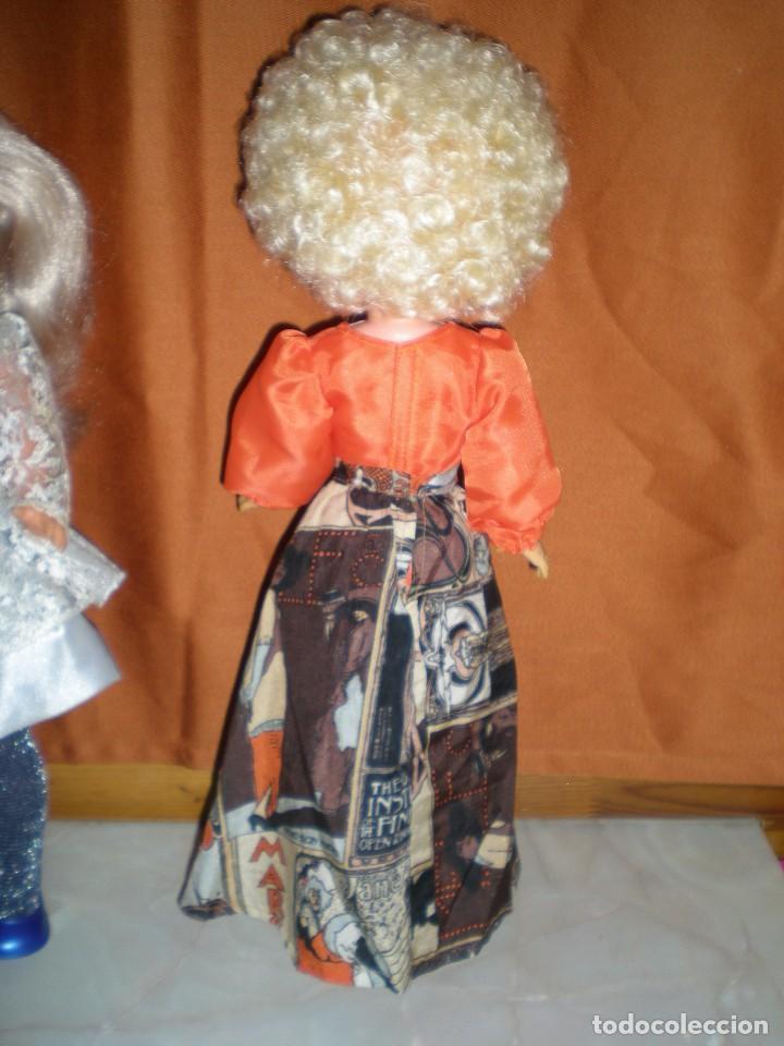 Muñecas Nancy y Lucas: nancy tusset carita porcelana patabollo brazos grandes blandos solo famosa SE VENDE DESNUDA - Foto 4 - 101580683