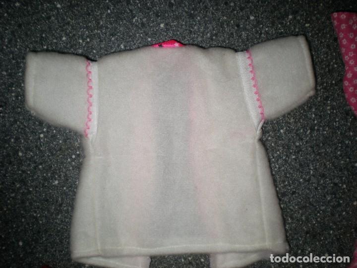 Muñecas Nancy y Lucas: abrigo blanco para nancy de famosa - Foto 2 - 101708607