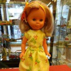 Muñecas Nancy y Lucas: NANCY. PRECIOSA MUÑECA AÑOS 80. TODO ORIGINAL. Lote 102351943