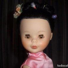 Muñecas Nancy y Lucas: NANCY JAPÓN DISTRIBUIDA POR QUIRÓN. COLECCIÓN DE NANCY EN EL MUNDO.. Lote 103178615