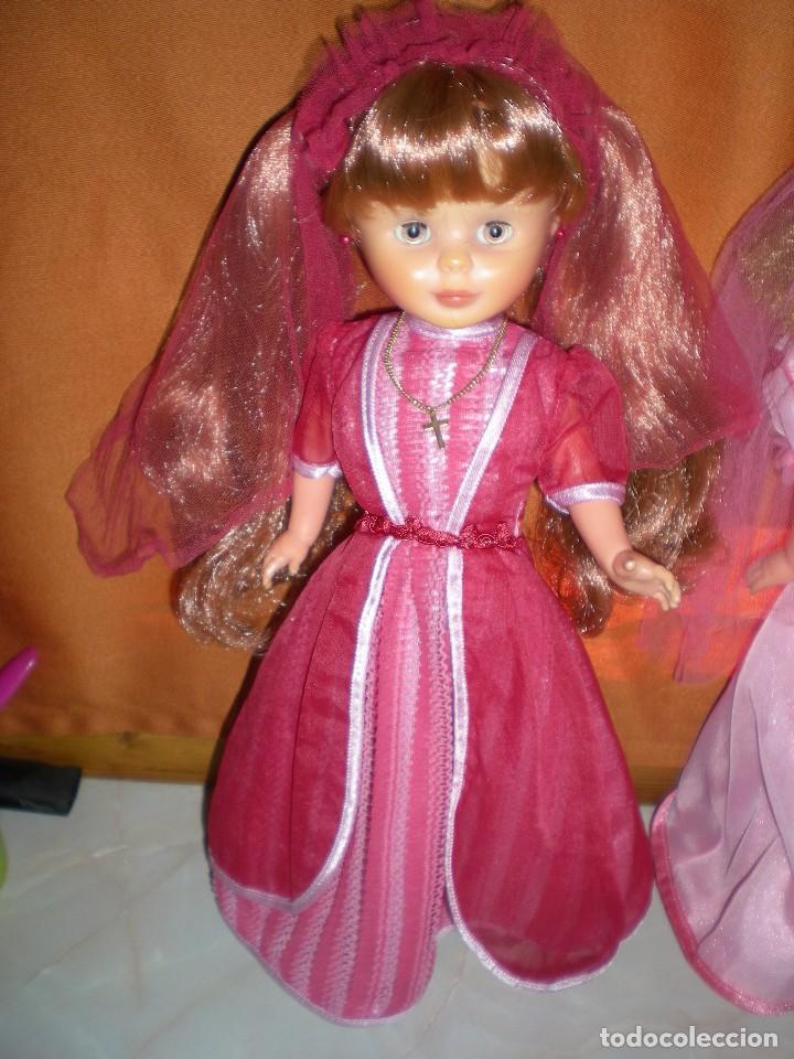 bonito vestido de nancy de famosa original comu - Comprar Vestidos y ...