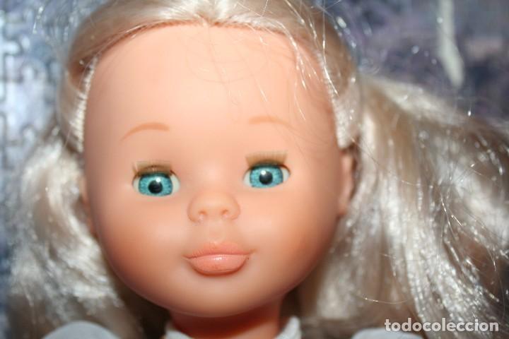 Muñecas Nancy y Lucas: antigua muñeca nancy nueva de comunion ropa original - Foto 3 - 103414803