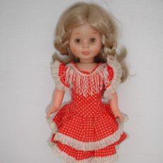 Muñecas Nancy y Lucas: NANCY ANTIGUA CON VESTIDO DE GITANA.. Lote 103431799
