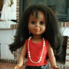 Muñecas Nancy y Lucas: NANCY MULATA DE LOS 80. Lote 103485155