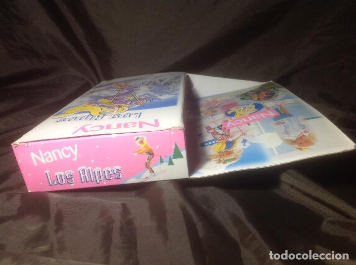 Muñecas Nancy y Lucas: Envío península 4,40€ Nancy Los Alpes en caja tamaño barbie - Foto 2 - 108977734