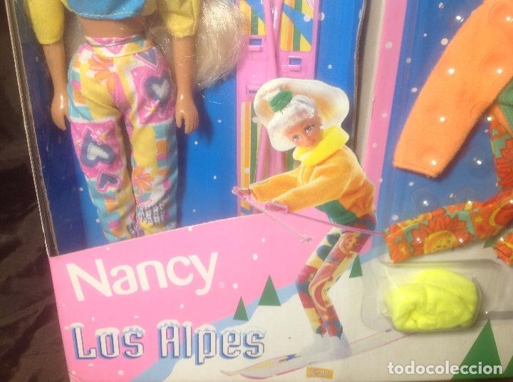 Muñecas Nancy y Lucas: Envío península 4,40€ Nancy Los Alpes en caja tamaño barbie - Foto 7 - 108977734