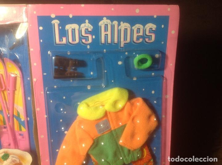 Muñecas Nancy y Lucas: Envío península 4,40€ Nancy Los Alpes en caja tamaño barbie - Foto 8 - 108977734