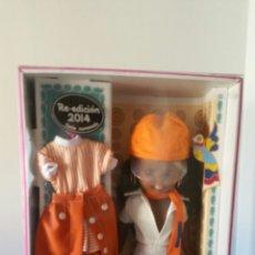 Muñecas Nancy y Lucas: NANCY NEGRITA MINI SHORT 2014. Lote 103725407